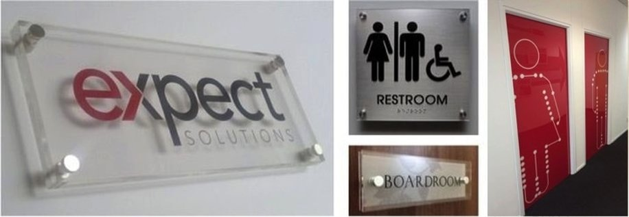 Printer Graphics Acrylic Signs & Branding